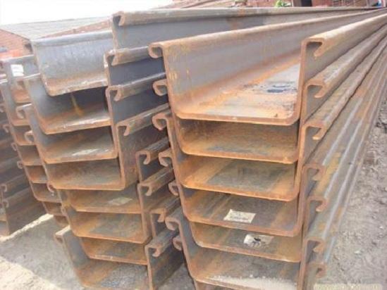 郑州拉森钢板桩厂家