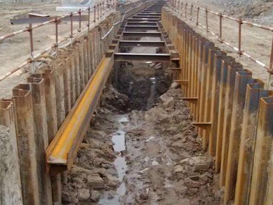 北京钢板桩施工