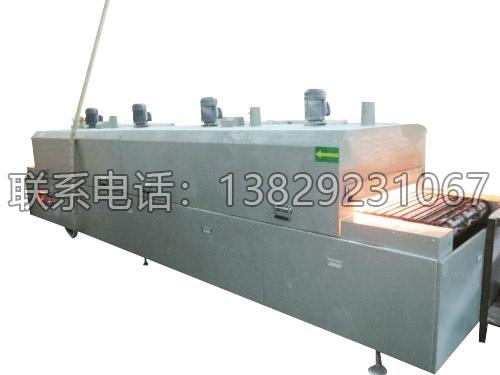 食品烘烤隧道炉