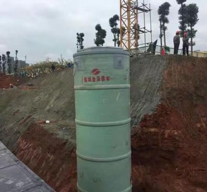 污水一�w化提升泵站