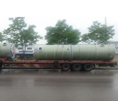 预制一体化污水提升泵站