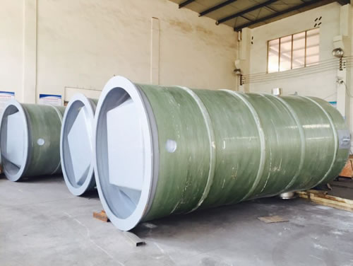 沧州一体化污水提升泵站