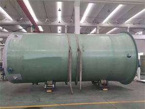 天津一体化污水提升泵站