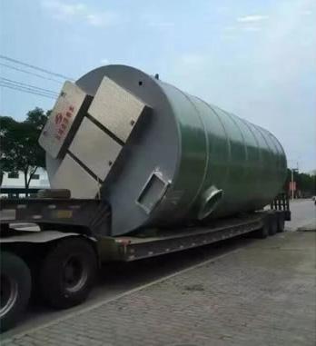 一体化污水提升泵站污水处理