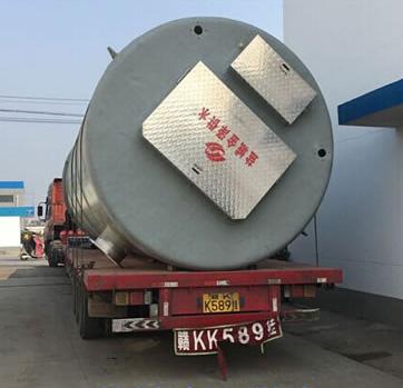 專業一體化汙水提升泵站