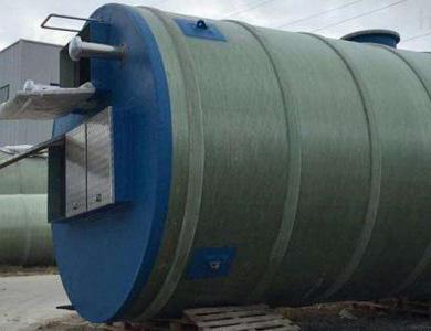 一体化预制泵站公司