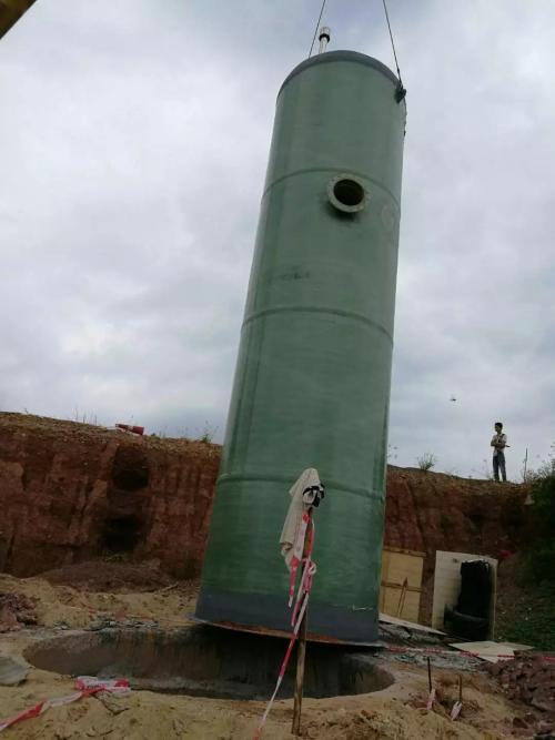 贵州一体化污水提升泵站