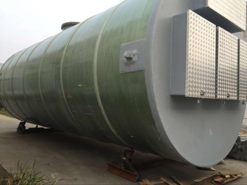 宁夏一体化污水提升泵站