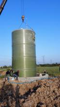 陕西一体化污水提升泵站