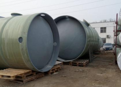 宁夏一体化预制泵站