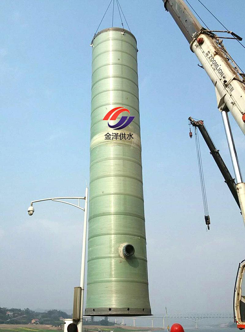 河南一体化污水提升泵站