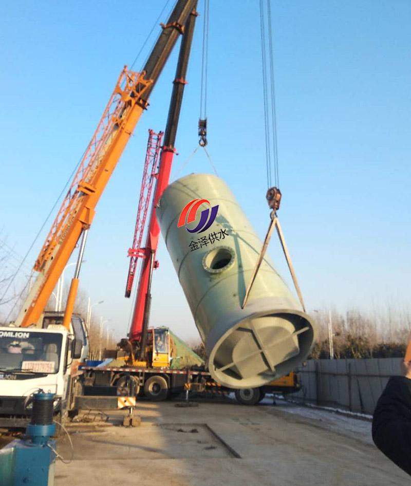 一体化污水提升泵站厂家
