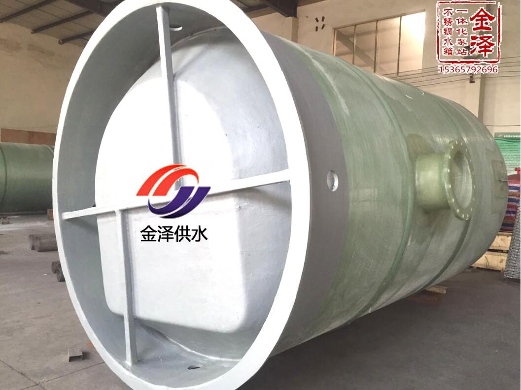 一体化污水泵站尺寸