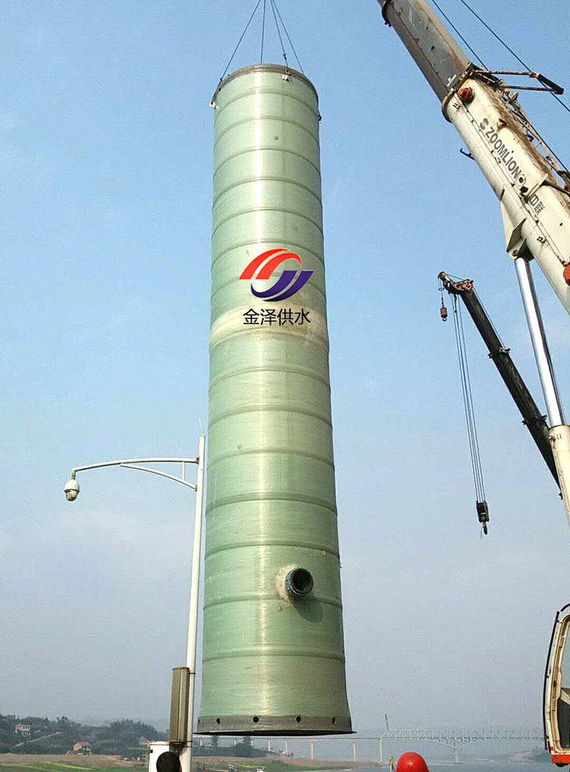 湖南益阳一体化污水提升泵站厂家