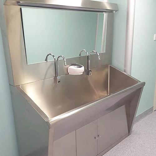 二人位医用洗手池