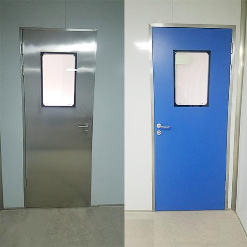 钢制气密门