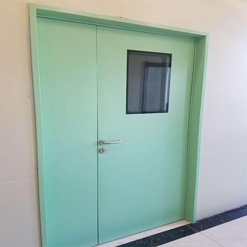 沈阳钢制净化门