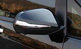 V260款带灯后视镜壳