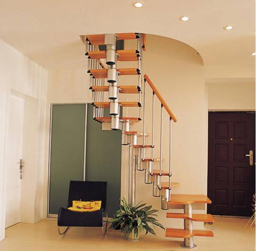 昆明钢木楼梯
