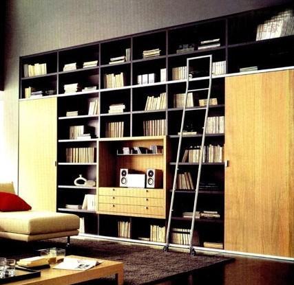 昆明实木书柜