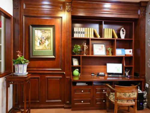 云南实木书柜