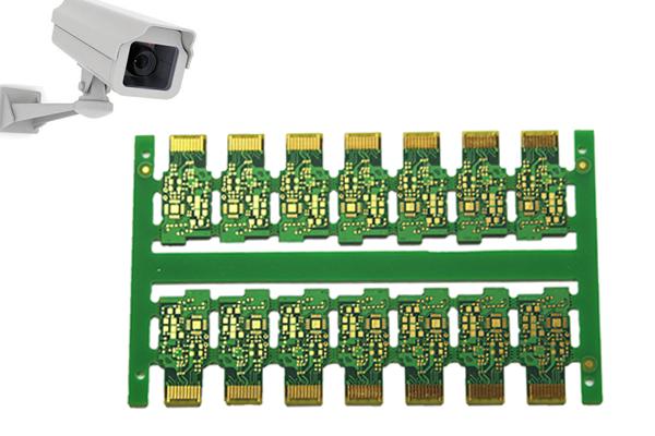 安防摄像头线路板