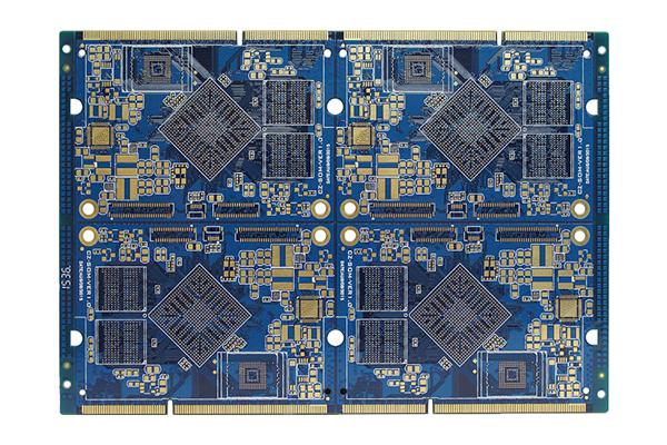 卧式吸尘器控制pcb电路板
