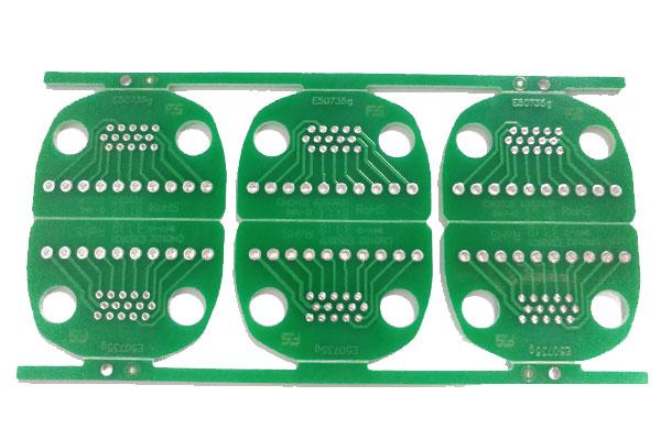 汽车音响PCB线路板厂家,汽车音响线路板打样,音响电路板制造专家