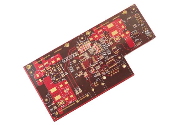变频器PCB线路板,线切割变频器电路板,亚恒PCB