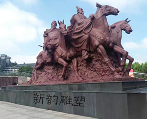 南昌水泥雕塑