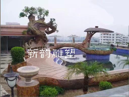 南昌园林景观雕塑