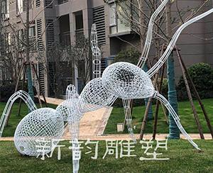 南昌金属雕塑