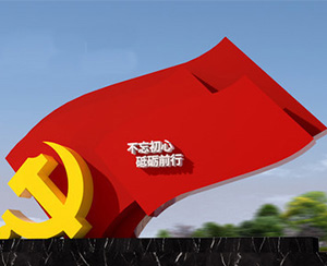 南昌红色人物雕塑