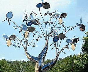 南昌仿真植物雕塑