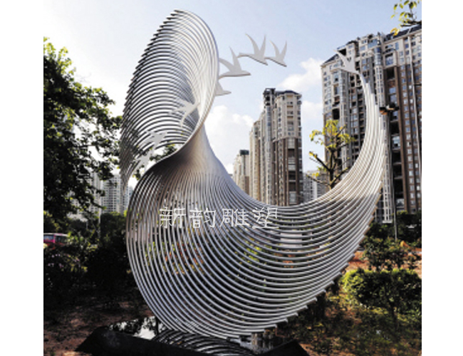 南昌抽象雕塑