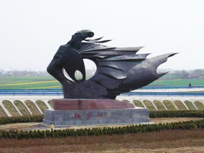 南昌锻铜雕塑