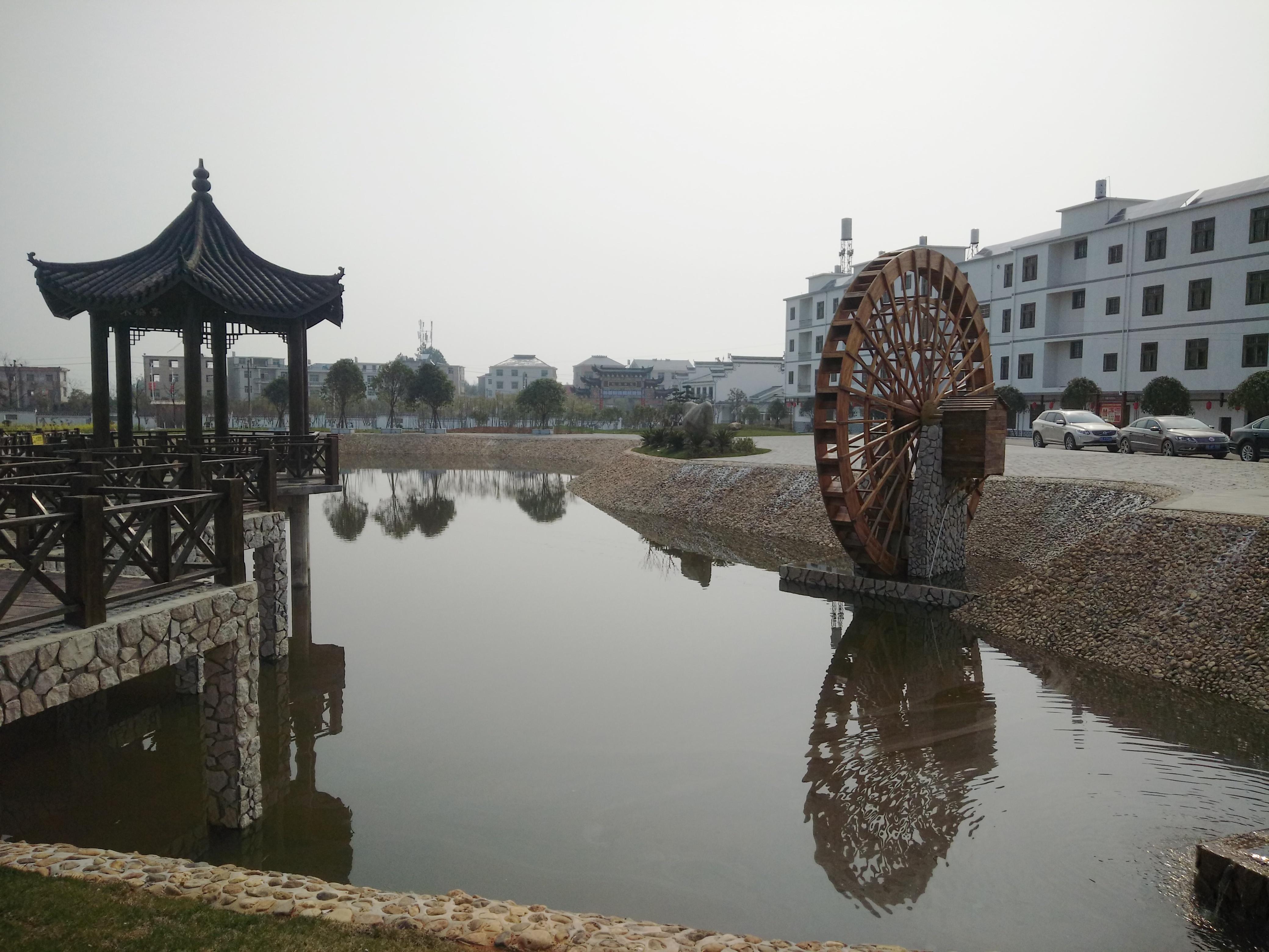 新农村雕塑