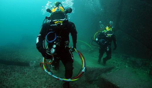 专业水下工程施工