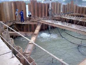 水下拆除钢管桩