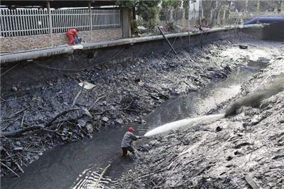 管道水下清淤