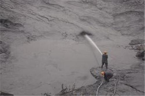 水下清淤封堵