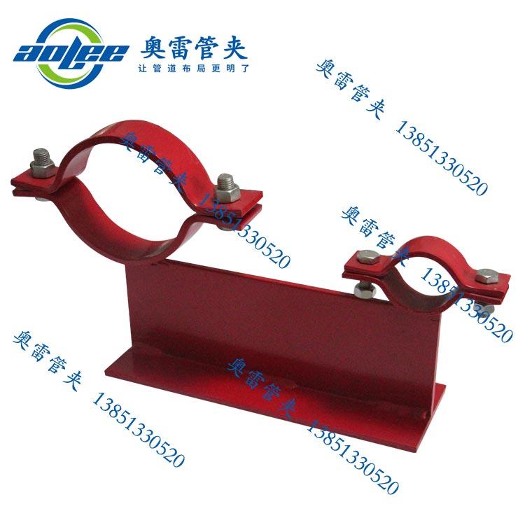 T型管托管夹