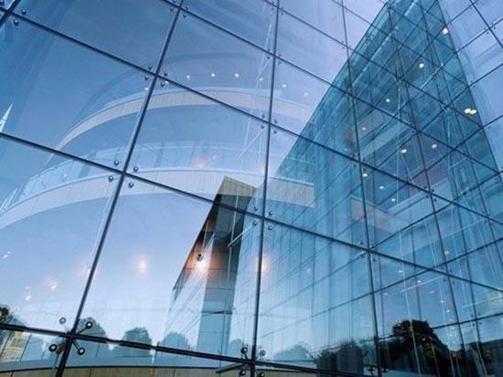 玻璃生产基地