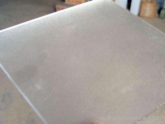 磨砂钢化玻璃
