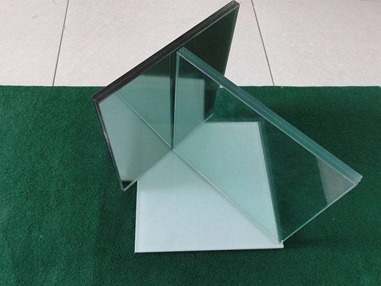 夹胶中空玻璃