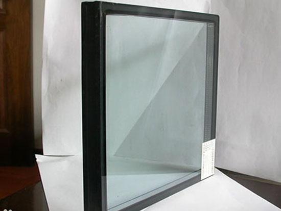 中空玻璃构造