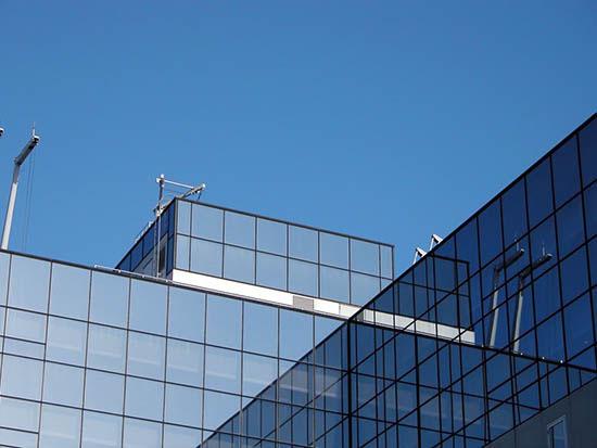 明框幕墻玻璃