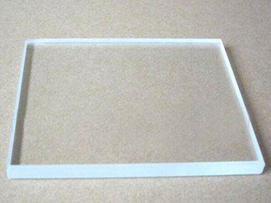 白钢化玻璃
