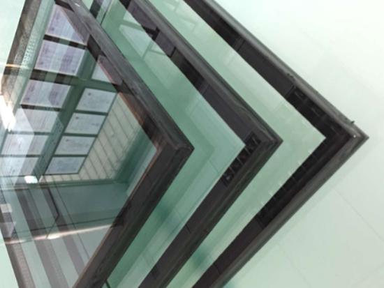 镀膜中空玻璃