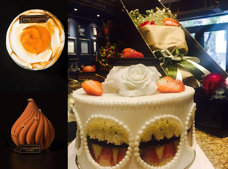 蛋糕甜点创业班